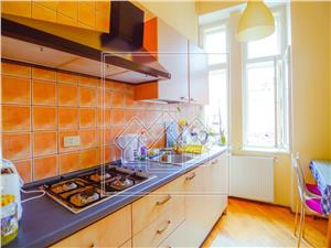 Apartment for sale in Sibiu - ULTRACENTRAL - great property