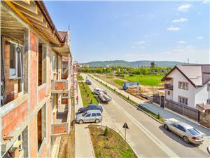 Apartment for sale Sibiu-1 room-Studio Maxi-separate kitchen