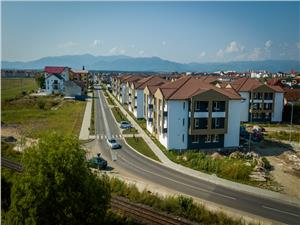 Apartament de vanzare Sibiu-1 camera-Studio Maxi-bucatarie separata
