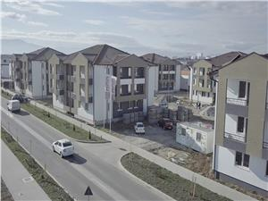 Apartment for sale in Sibiu - 2 ROOMS - New Residential Complex
