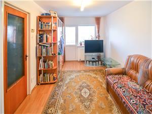 Apartament 2 camere de vanzare in Sibiu - Decomandat - Vasile Aaron