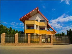 Casa de vanzare in Sibiu - cocheta - eleganta - spatioasa