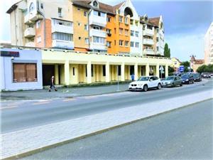 Spatiu comercial de inchiriat in Sibiu - finisat la cheie - zona Garii