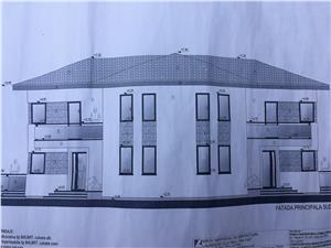 Casa de vanzare in Sibiu - Tip Duplex cu Teren - Triajului Selimbar