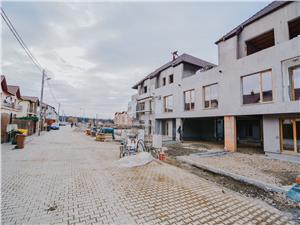 Apartament vanzare in Sibiu - 2 Camere La Cheie - Etaj 1 - Balcon