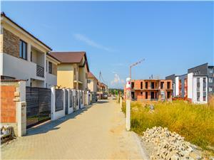 Apartament 3 camere de vanzare in Sibiu - La cheie - gradina 37 mp