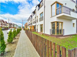 Appartement zum Verkauf in Sibiu - 3 Zimmer schlüsselfertig - Gradina de 96 mp