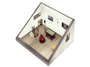 Apartament de vanzare in Sibiu- pe 2 nivele - in vila cocheta