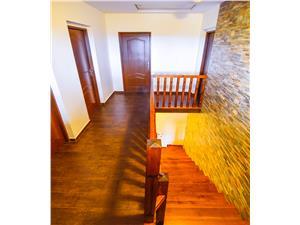 Casa de vanzare in Sibiu - individuala - mobilata si utilata modern