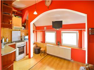 Apartament de vanzare in Sibiu - 3 camere - Zona Cedonia