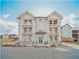 Apartment for sale in Sibiu - 2 rooms - Parking lot