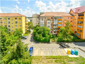 Apartment for sale in Sibiu - 4 rooms - 2 Parking lots