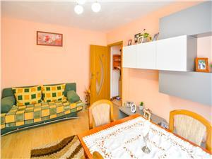 Apartament de vanzare in Sibiu -2 camere- Etaj 3/5 - Vasile Aaron