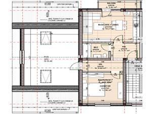Apartament 2 camere de vanzare in Sibiu - Pivnita - Pod si 2 Parcari