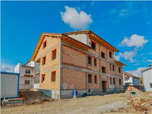 Apartament de vanzare in Sibiu - 3 Camere - Pivnita si Gradina