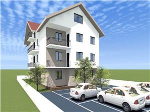 Apartament de vanzare in Sibiu cu 2 camere Etaj 1 in Zona Linistita