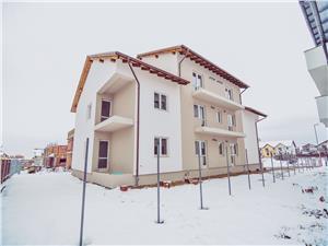 Apartament de vanzare Sibiu - 3 Camere - Etaj 1 - Pivnita si 2 Parcari