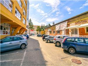 Spatiu comercial de inchiriat in Sibiu, 16 mp in curte la ONRC