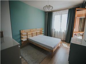 Apartament de vanzare in Sibiu - 2 camere - finisat si mobilat
