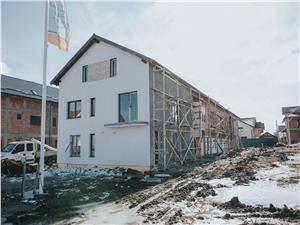 Apartament de vanzare in Sibiu - 3 camere - gradina 138mp