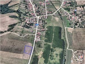 Land for sale in Sibiu, intravilan, 2000 sqm, Industrial West