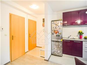 Wohnung zum Verkauf in Sibiu, Ciresica, möbliert und ausgestattet