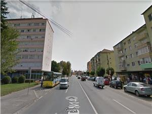 Apartament 2 camere de vanzare in Sibiu, intabulat, bucatarie separata