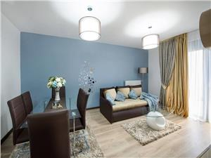 Apartament 2 camere- Decomandat + gradina amenajata- Locatie deosebita