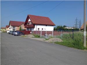 Teren de vanzare in Sibiu - cart. Veterani - intravilan constructii