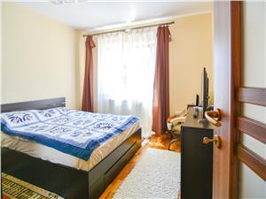 Apartament de vanzare in Sibiu- Hipodrom IV, mobilat si utilat complet