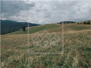 Teren de vanzare in Sibiu - intravilan constructii - Paltinis