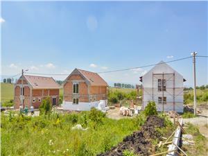 Casa de vanzare in Sibiu - Individuala, cu teren de 630 mp - Bavaria