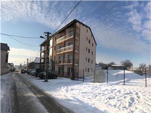 Apartament de vanzare in Sibiu cu 3 camere - finisat la cheie