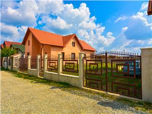 House for sale in Sibiu - individual - mansardable attic - Selimbar