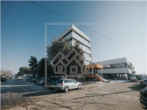 Office space for rent in Sibiu - 320 sqm useful open space