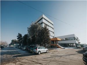 Spatii de birouri de inchiriat in Sibiu - 320 mp utili open space