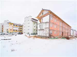Apartament de vanzare in Sibiu - 2 camere - etaj intermediar