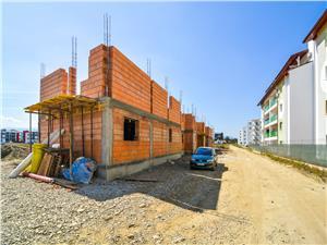 Apartament de vanzare in Sibiu - 2 camere  si gradina de 45 mp