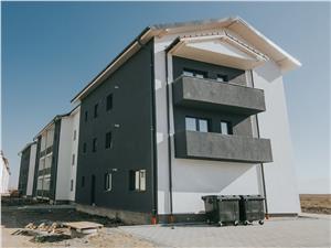 Wohnung zum Verkauf in Sibiu - 2 Zimmer und einen Garten von 45 qm