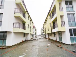 Apartament de vanzare in Sibiu- 3 camere-terasa mare de 32 mp
