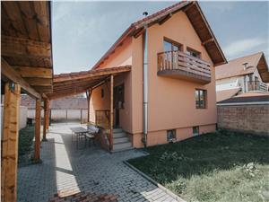 Casa individuala de vanzare in Sibiu - Sura Mica -  la 12 km de Sibiu