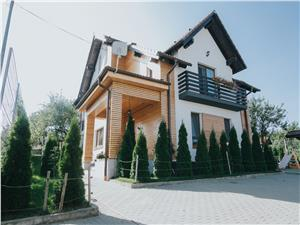 House for sale in orchard with apple trees, private street, courtyard of 700 sqm