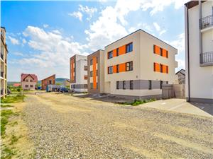 Apartment for sale in Sibiu - own garden 93 sqm and storage room