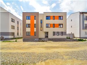 Apartament de vanzare in Sibiu - LA CHEIE - gradina 93 mp si boxa
