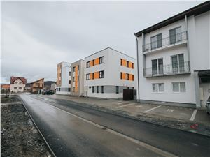 Wohnung zum Verkauf in Sibiu - eigener Garten 93 qm und Abstellraum