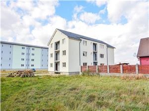 Apartament 3 camere de vanzare in Sibiu - 2 dormitoare -geam la baie
