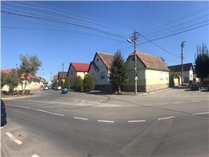Casă de vânzare în Sibiu cu pivniță și grădină -  zona Turnișor