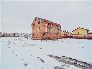 Apartament de vanzare in Sibiu - 3 Camere - 2 Balcoane si Dressing