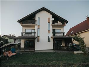 Individual house for sale in Sibiu - near the forest of Dumbrava