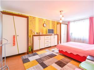 Apartament de vanzare in Sibiu - 4 Camere - Etaj Intermediar